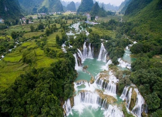 Non Nuoc Cao Bang Geopark to receive UNESCO status