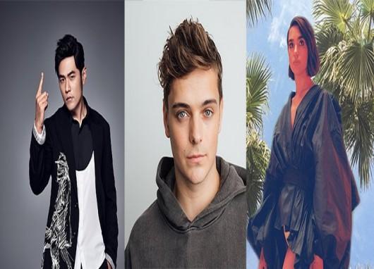 Jay Chou, Dua Lipa, Martin Garrix, The Killers, Liam Gallagher among music stars performing at F1 Singapore Grand Prix