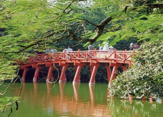 Hanoi tops Hello Magazine's 7 best destinations in Asia for backpackers