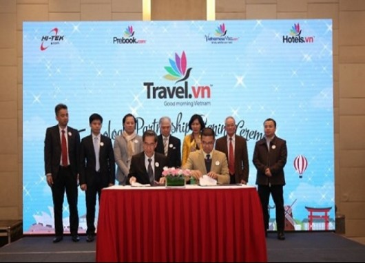 HI-TEK launches tourism website system